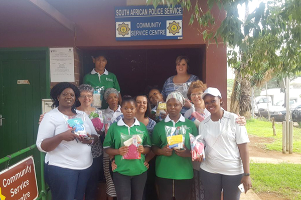 <p>Northam WAU supports local domestic violence centre</p>