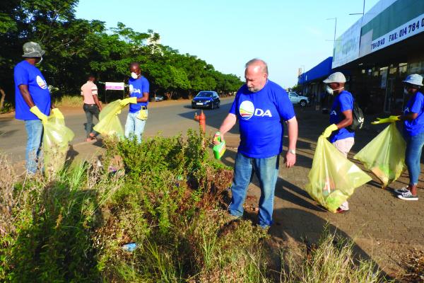 <p>DA-led initiative spruces up Northam  </p>